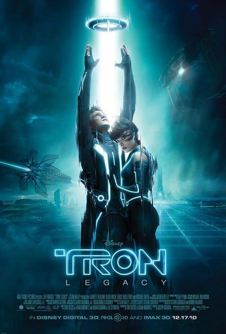 Ancora un nuovo suggestivo poster per Tron Legacy