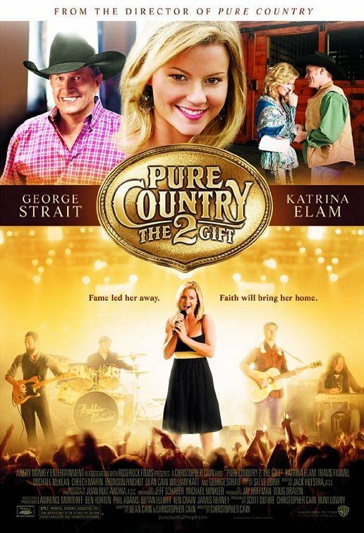 La locandina di Pure Country 2: The Gift