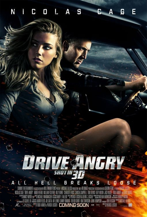 Nuovo poster per Drive Angry