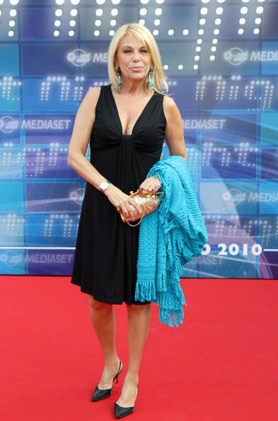 Rita Dalla Chiesa a Milano nell'estate 2010