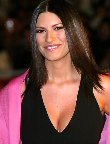 Una fotografia di Laura Pausini