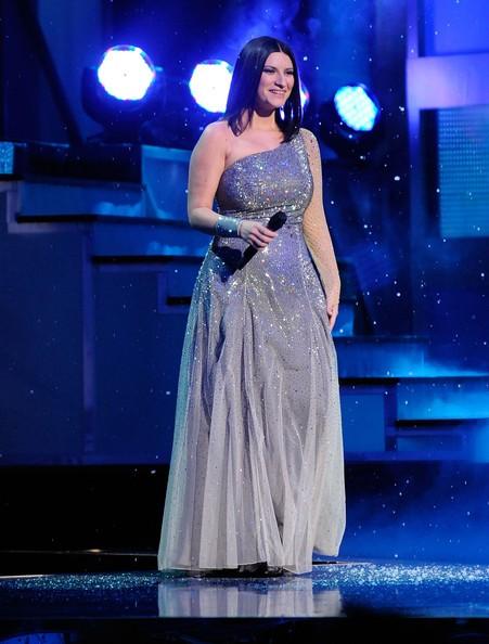 Una scintillante Laura Pausini ai Latin GRAMMY Awards 2009