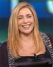 Una sorridente Mara Venier