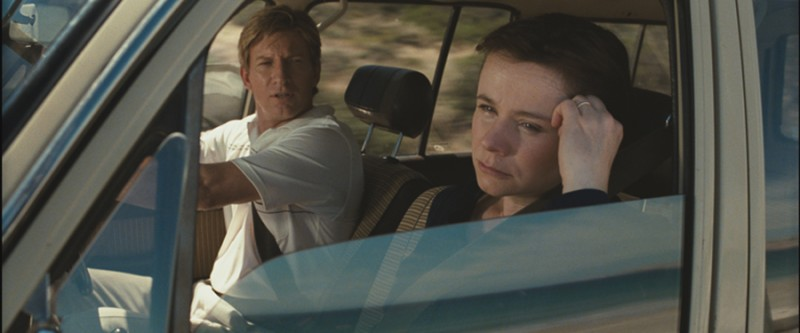 Emily Watson e David Wenham nel film Oranges and Sunshine