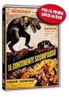 La copertina di Continente scomparso (dvd)