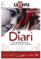 La copertina di Diari (dvd)