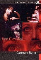 La copertina di Don Giovanni (dvd)