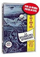 La copertina di La diabolica invenzione (dvd)
