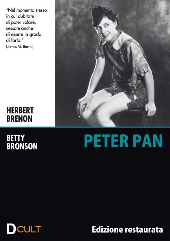 La copertina di Peter Pan (dvd)