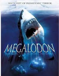 La locandina di Megalodon