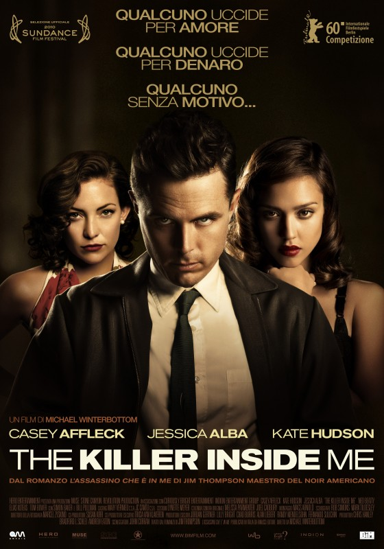 Locandina italiana del film The Killer Inside Me
