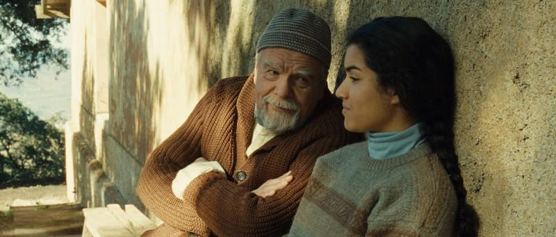 Michael Lonsdale in un'immagine del film Des hommes et des dieux