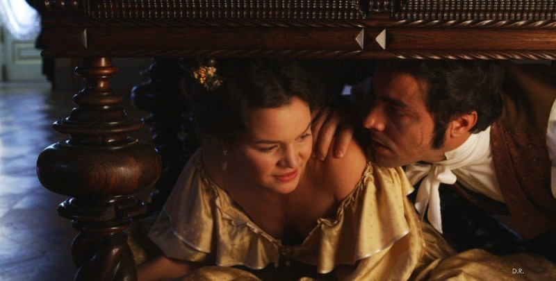 Una scena del film Mysteries of Lisbon