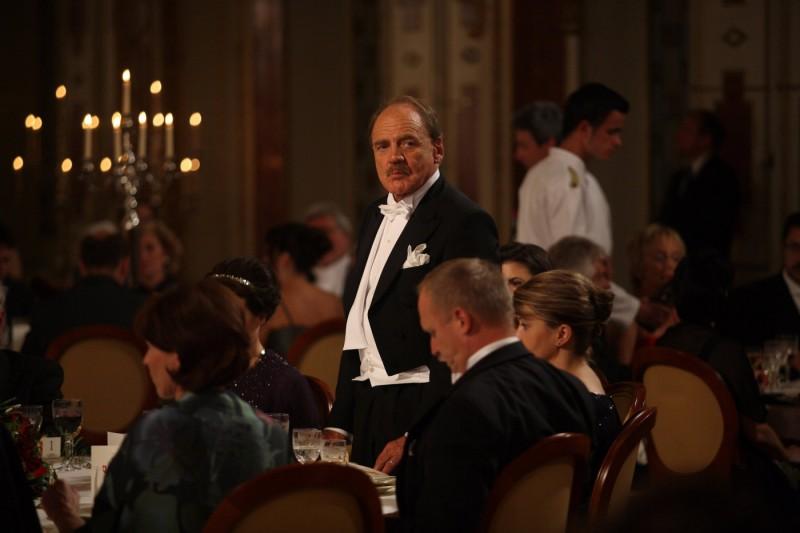 Bruno Ganz in un momento del film Der grosse Kater