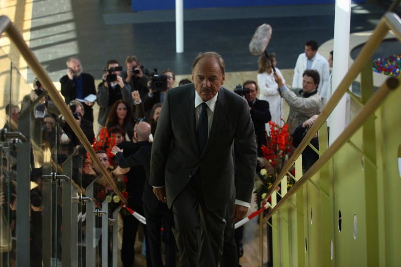 Bruno Ganz in una sequenza del film Der grosse Kater