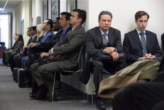 Chris Cooper nel film The Company Men