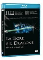 La copertina di La Tigre e il Dragone (blu-ray)