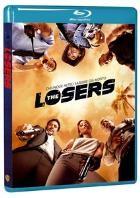 La copertina di The Losers (blu-ray)
