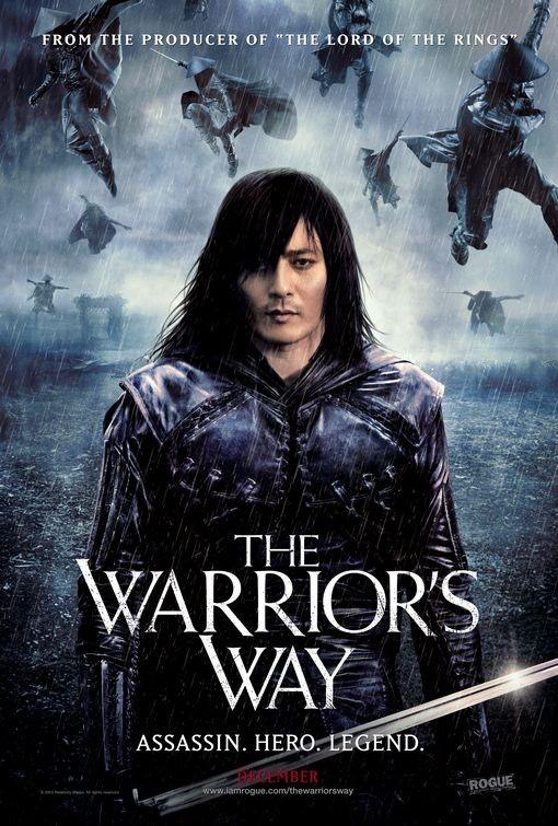 La locandina di The Warrior's Way