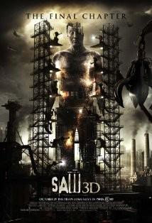 Locandina di Saw 3D