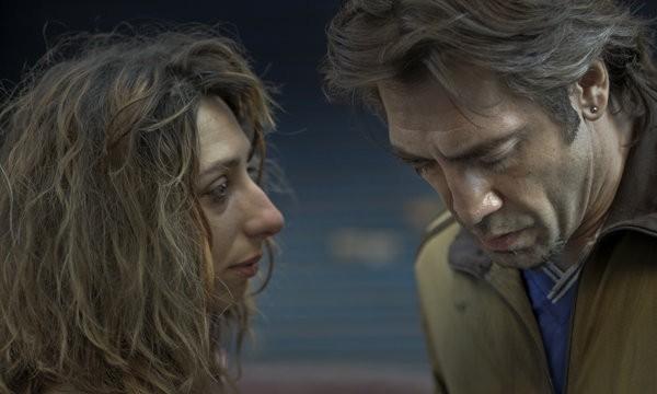 Maricel Álvarez e Javier Bardem in Biutiful