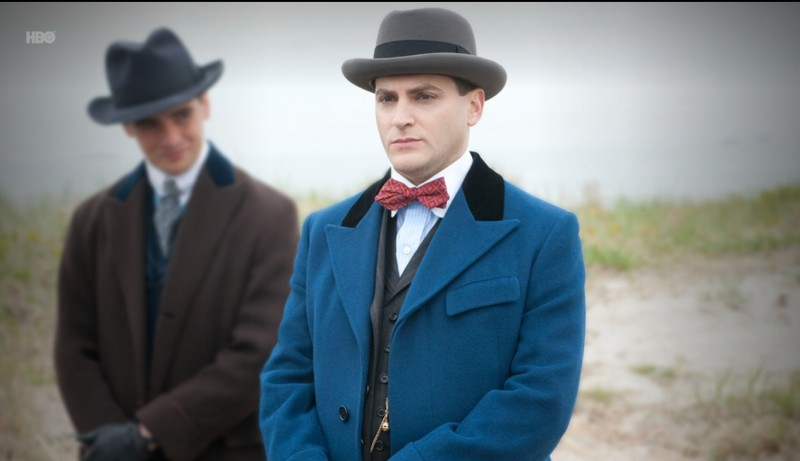 Michael Stuhlbarg nell'episodio Anastasia di Boardwalk Empire