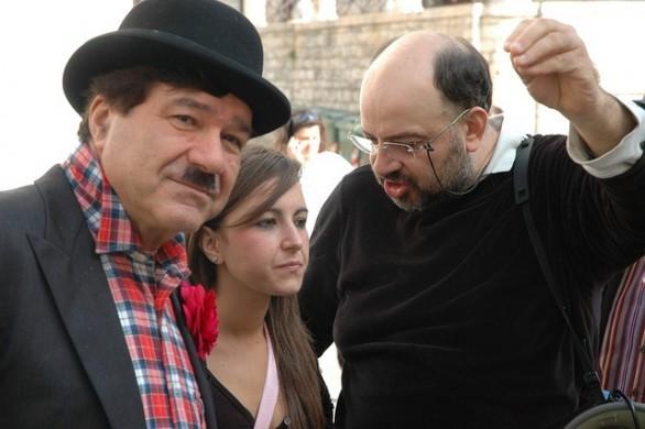 Nicola Pignataro nel biopic Piripicchio, l'ultima mossa