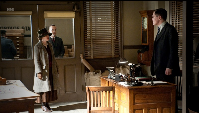 Una scena dell'episodio Nights in Ballygran di Boardwalk Empire