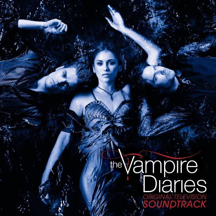 Un'immagine promo utilizzata per la soundtrack della stagione 2 di Vampire Diaries