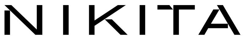 Un'immagine promo del logo della serie Nikita