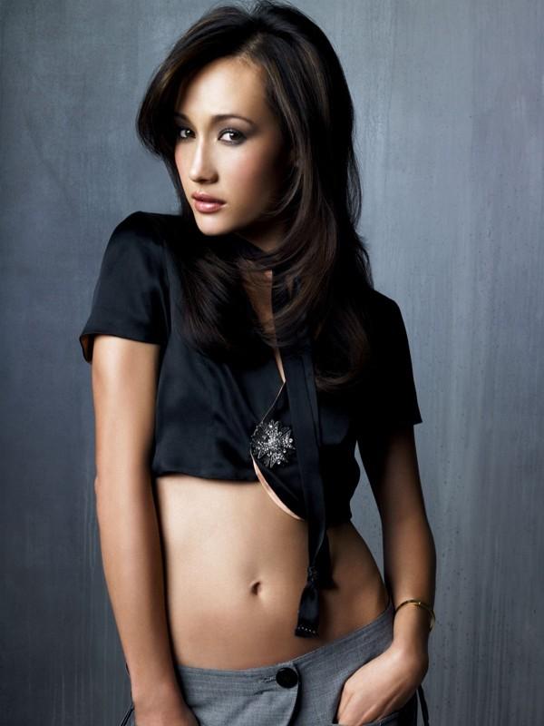 Un'immagine promo dell'attrice Maggie Q