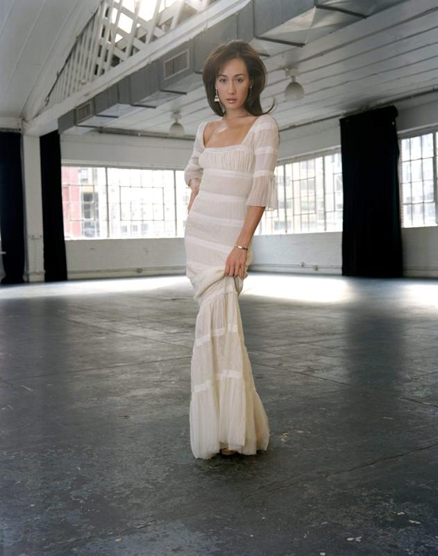 Una foto promozionale di Maggie Q