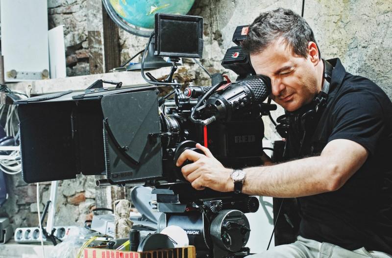 Iginio Straffi, regista del film Winx Club 3D