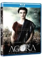 La copertina di Agora (blu-ray)