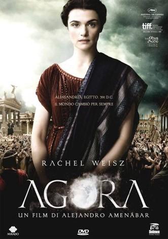 La copertina di Agora (dvd)