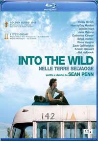 La copertina di Into the Wild (blu-ray)