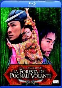 La copertina di La foresta dei pugnali volanti (blu-ray)