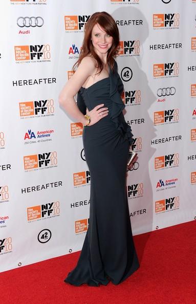 Bryce Dallas Howard presenta Hereafter al 48esimo New York Film Festival