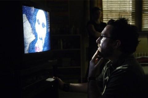 Darren Lynn Bousman sul set del suo film Saw 3D