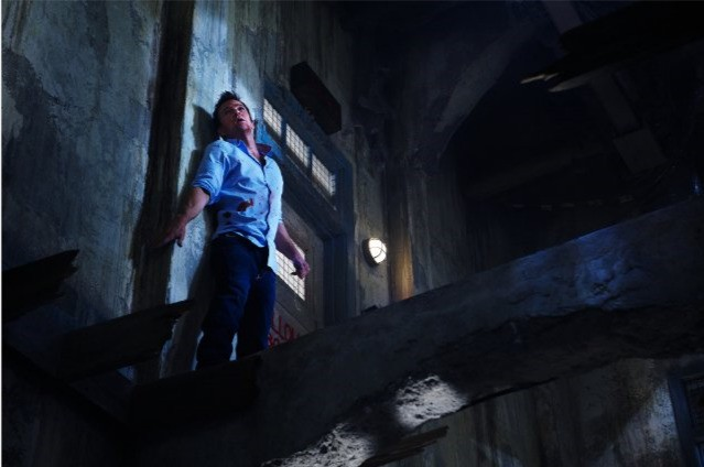 Sean Patrick Flanery nel film Saw 3D