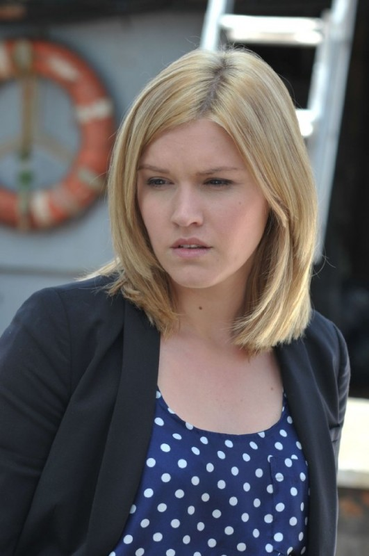 Emily Rose nell'episodio Butterfly della serie Haven
