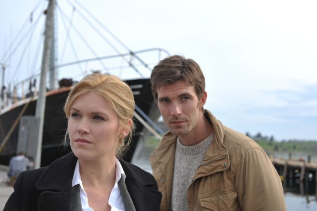 Haven: Lucas Bryant ed Emily Rose nell'episodio Welcome to Haven