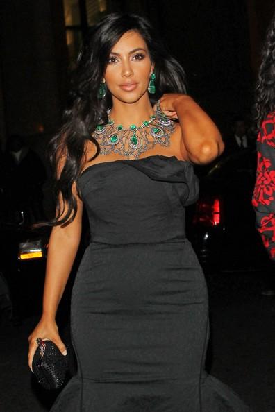 Kim Kardashian si dirige al ristorante Cipriani di New York