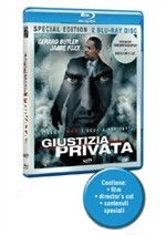 La copertina di Giustizia privata (blu-ray)