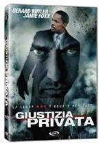 La copertina di Giustizia privata (dvd)