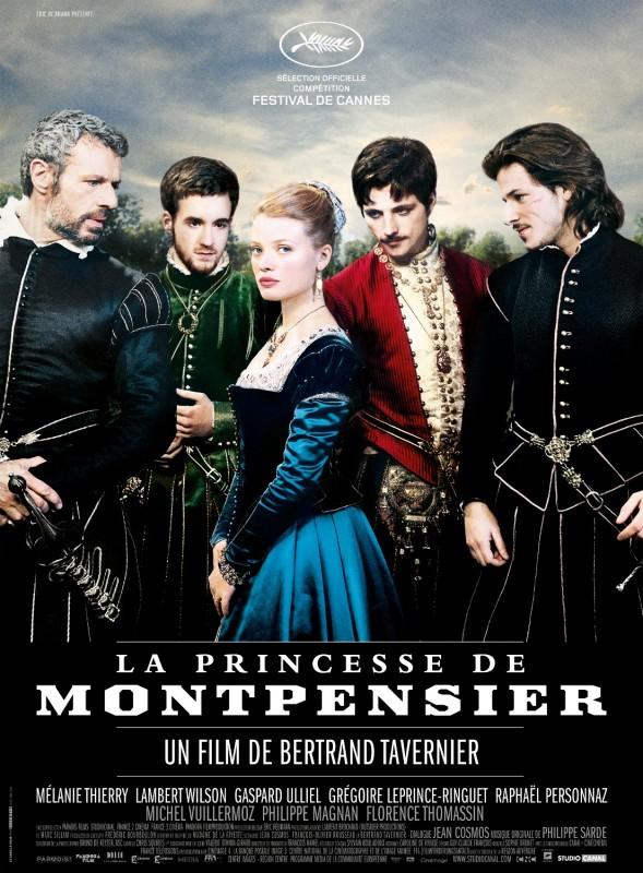 La locandina di La princesse de Montpensier