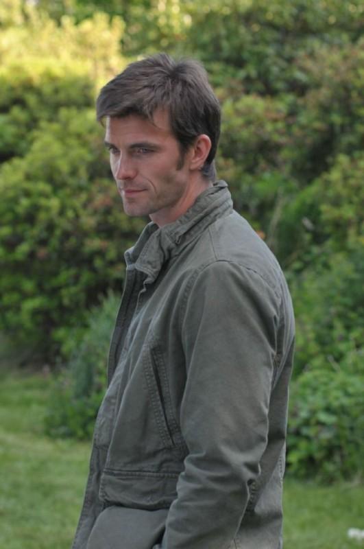 Lucas Bryant in una scena dell'episodio Butterfly della serie Haven