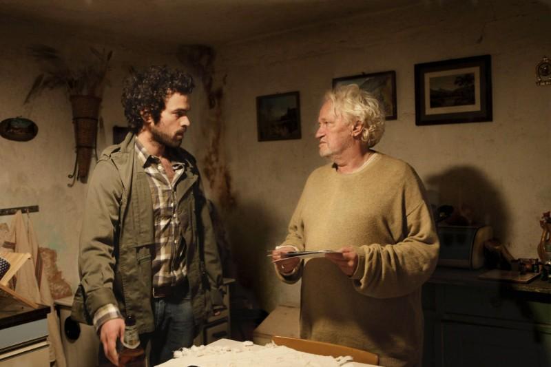 Romain Duris e Niels Arestrup nel film L'Homme qui voulait vivre sa vie
