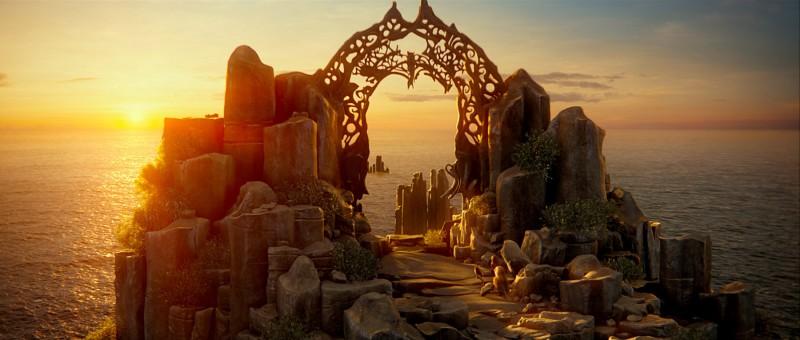 Uno spettacolare sfondo da Il regno di Ga'Hoole: la leggenda dei guardiani