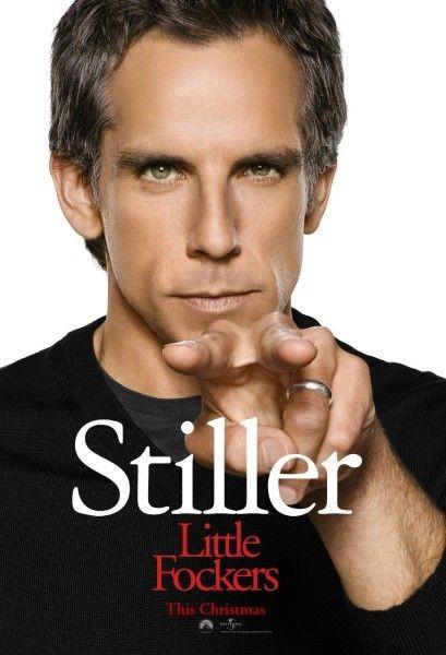 Character Poster (Stiller) per Little Fockers